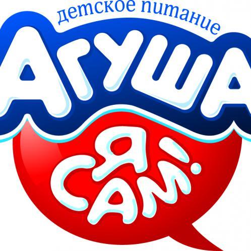 Логотип агуша